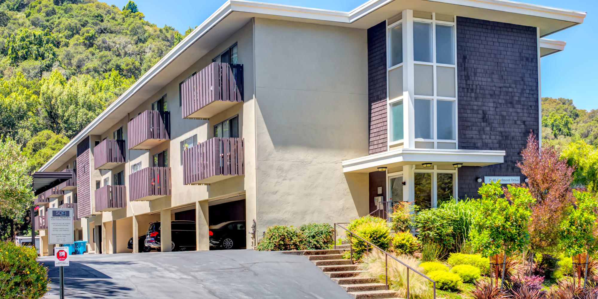 Apartments at Sofi Belmont Hills in Belmont, California