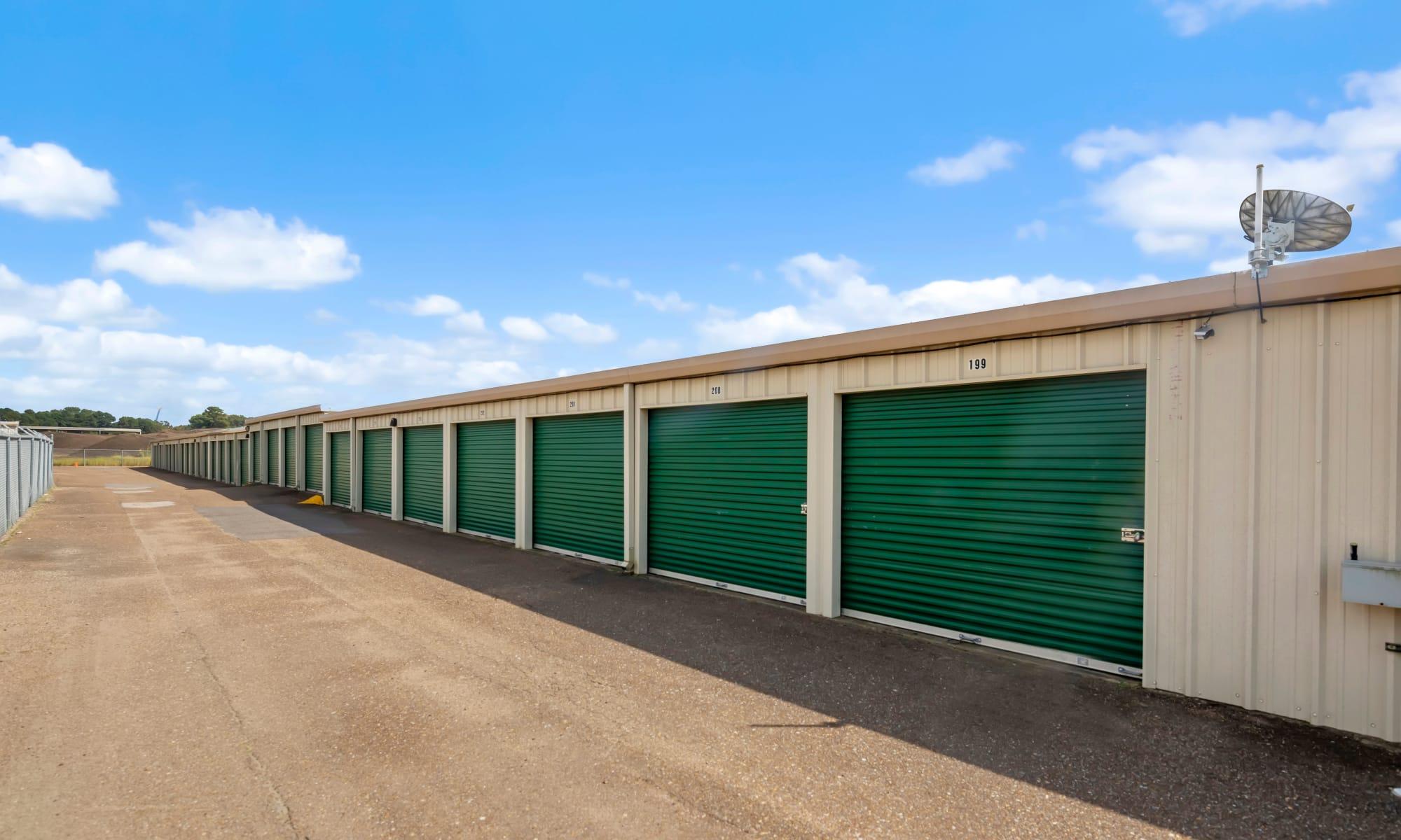 Self storage at Citizen Storage in Nesbit, Mississippi