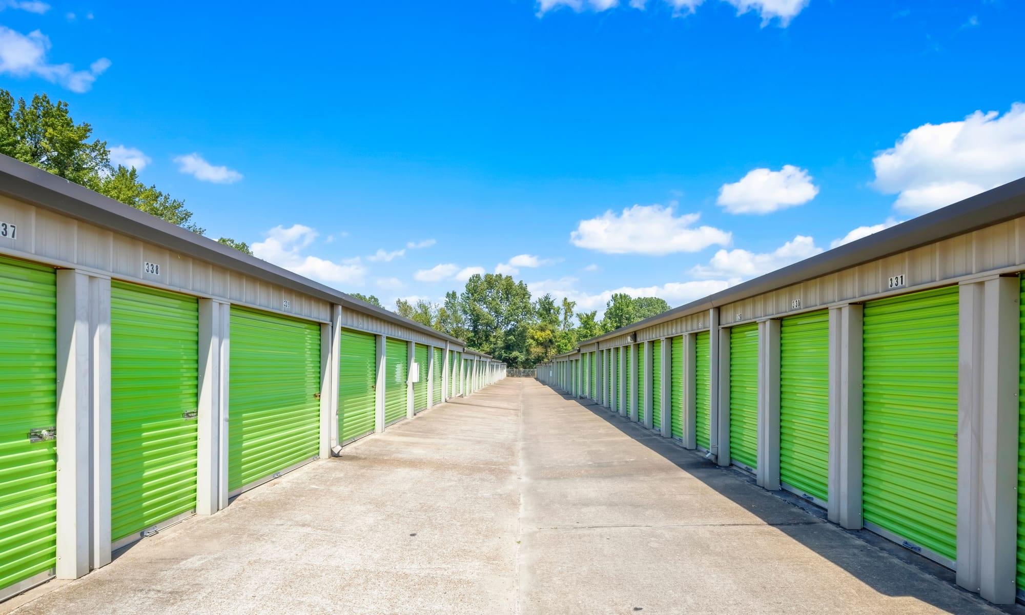 Self storage from Citizen Storage in Bartlett, Tennessee