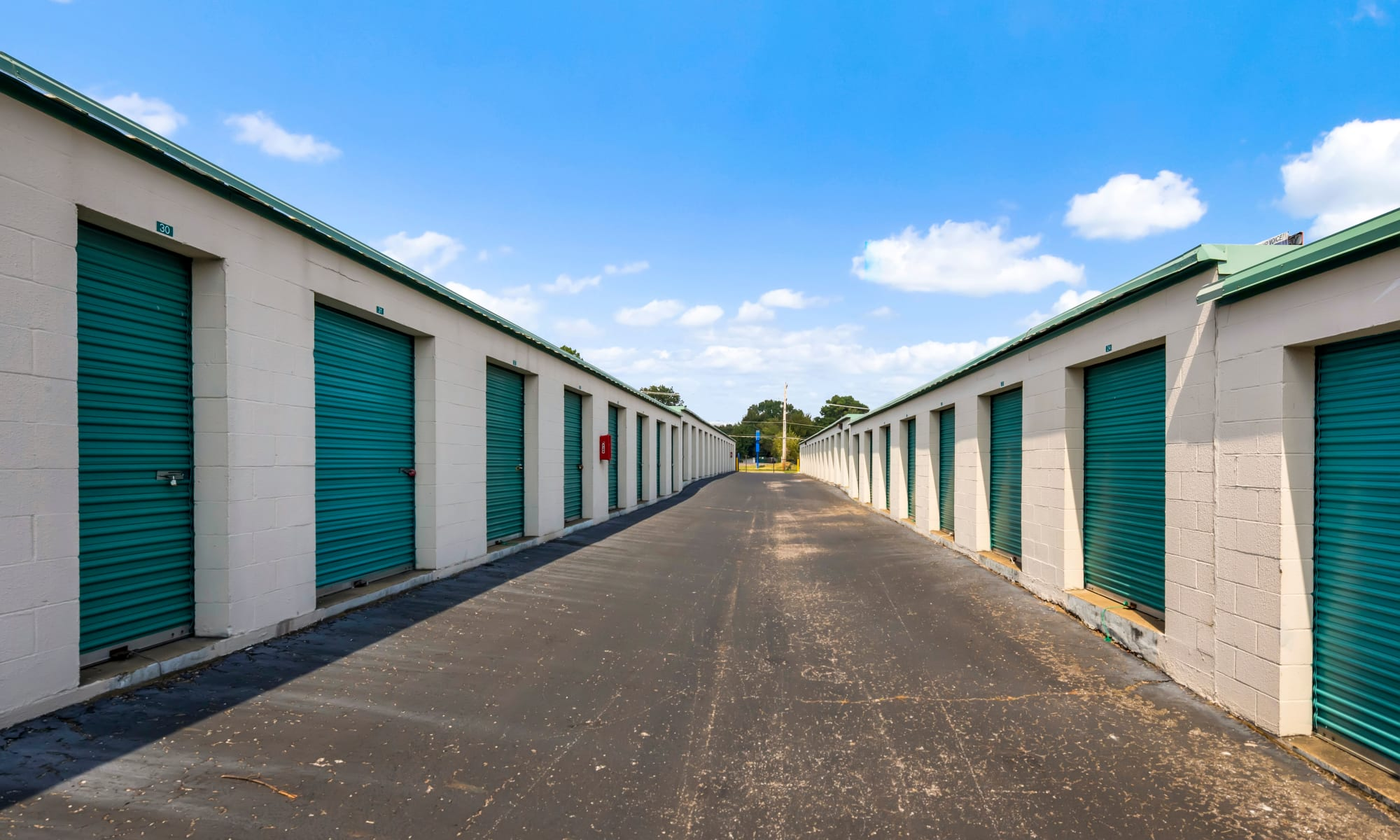 Self storage from Citizen Storage in Memphis, Tennessee
