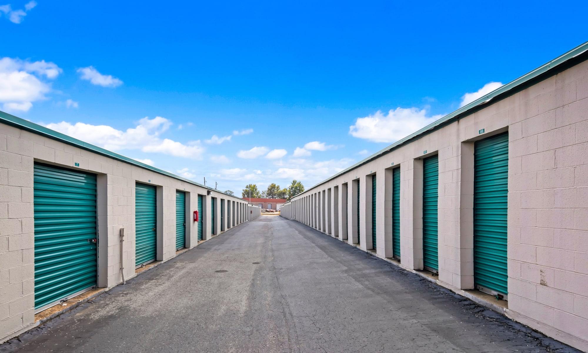 Citizen Storage offers self storage in Memphis, Tennessee