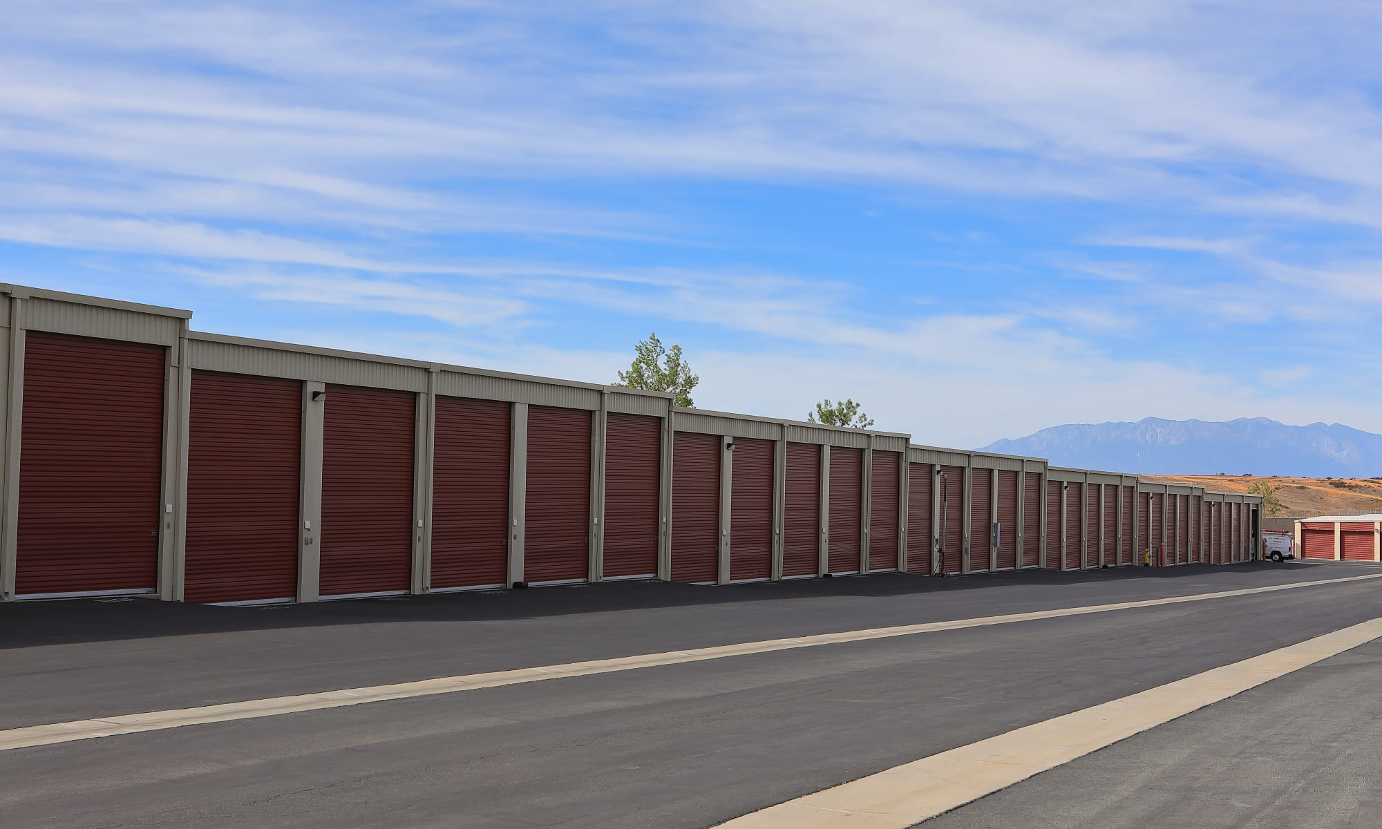 Storage Solutions storage units for rent in Beaumont, California