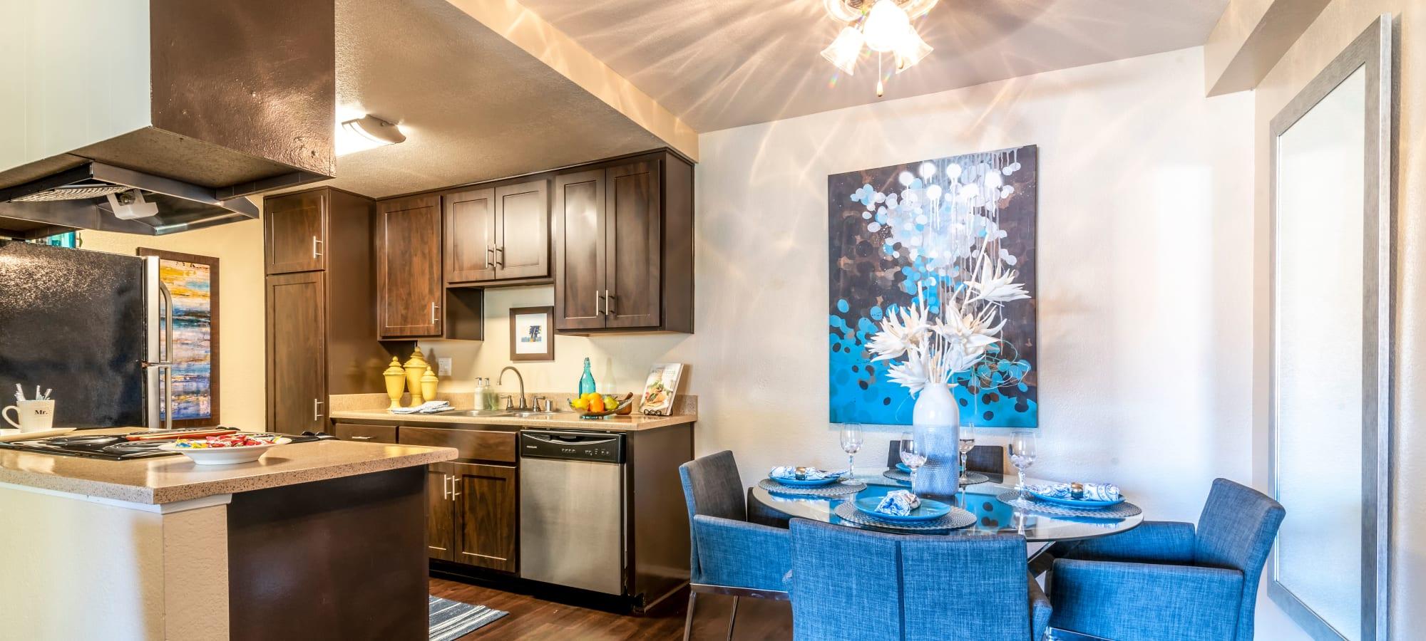 Chula Vista, California apartments at Terra Nova Villas
