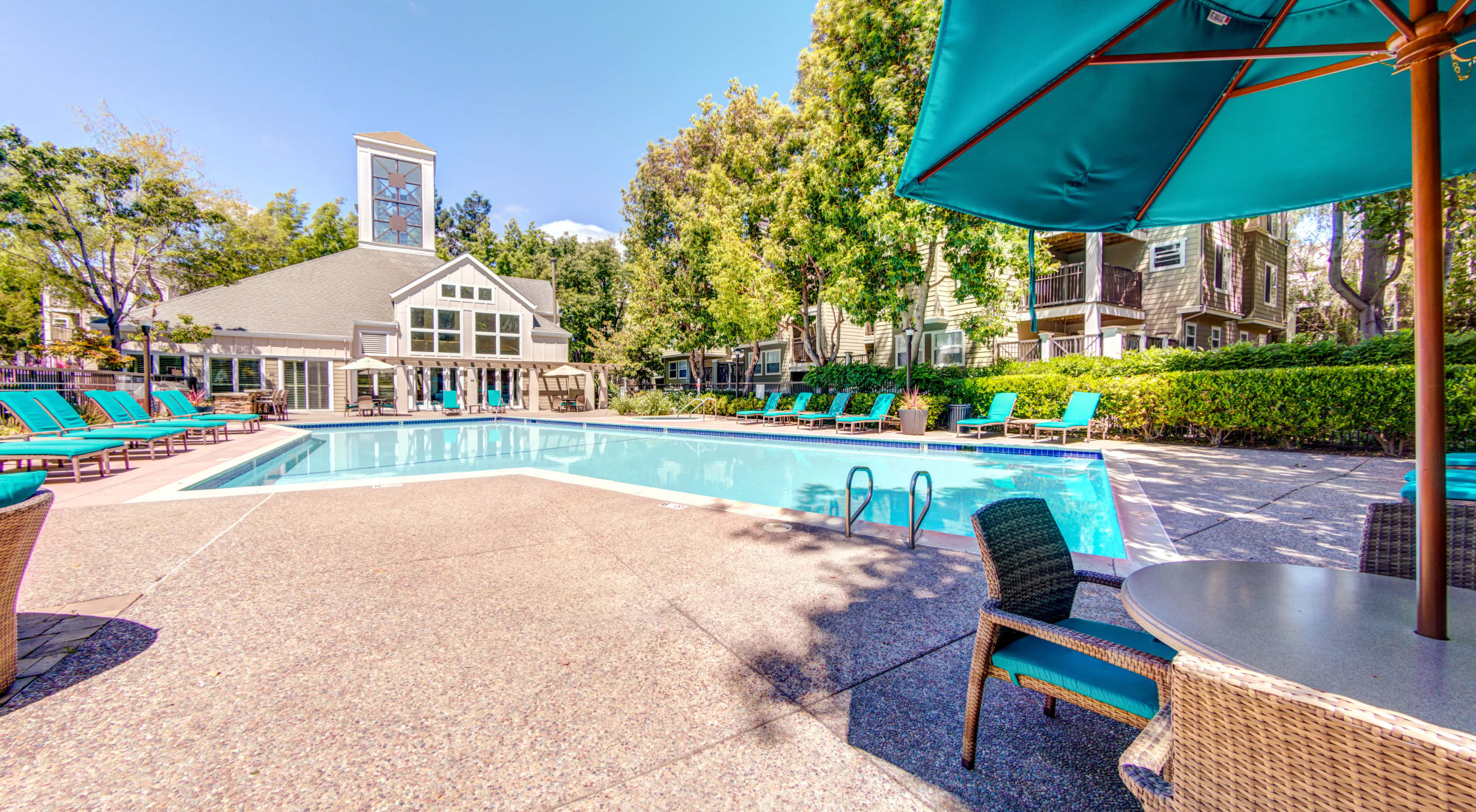 Amenities at Sofi Sunnyvale in Sunnyvale, California
