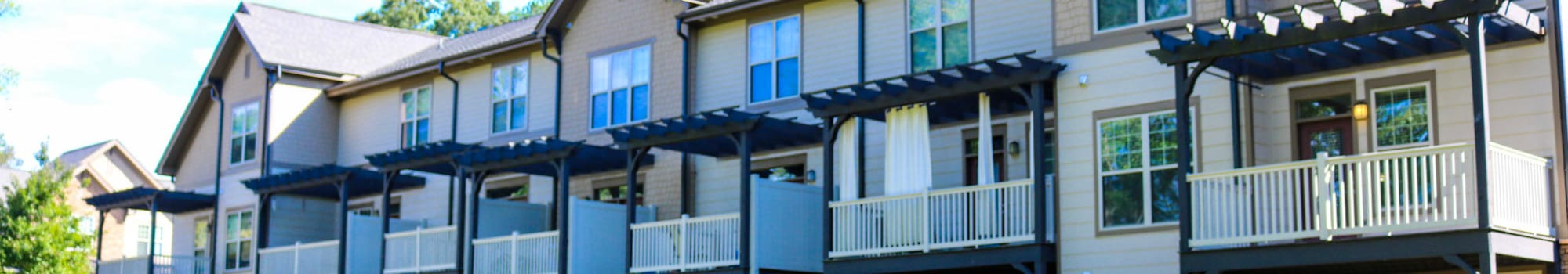 Apartments in Chapel Hill floor plans