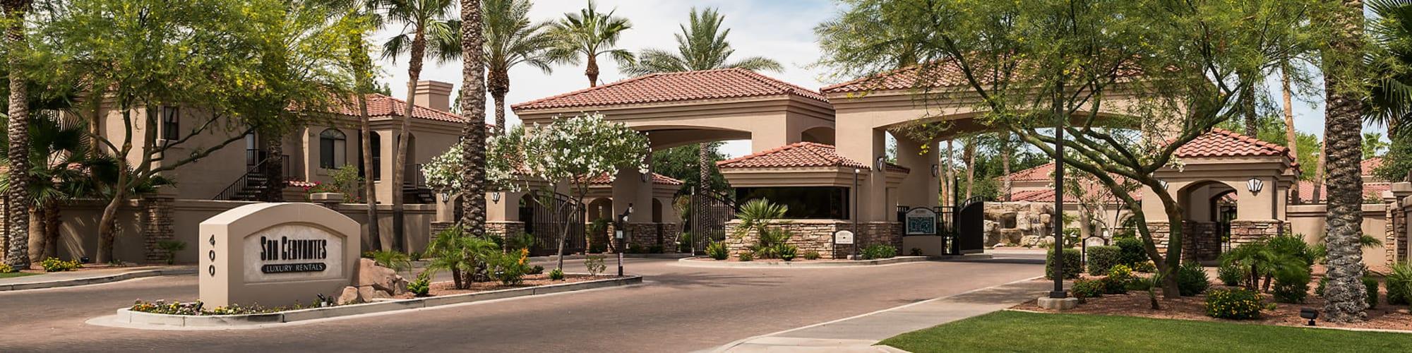 Reviews at San Cervantes in Chandler, Arizona