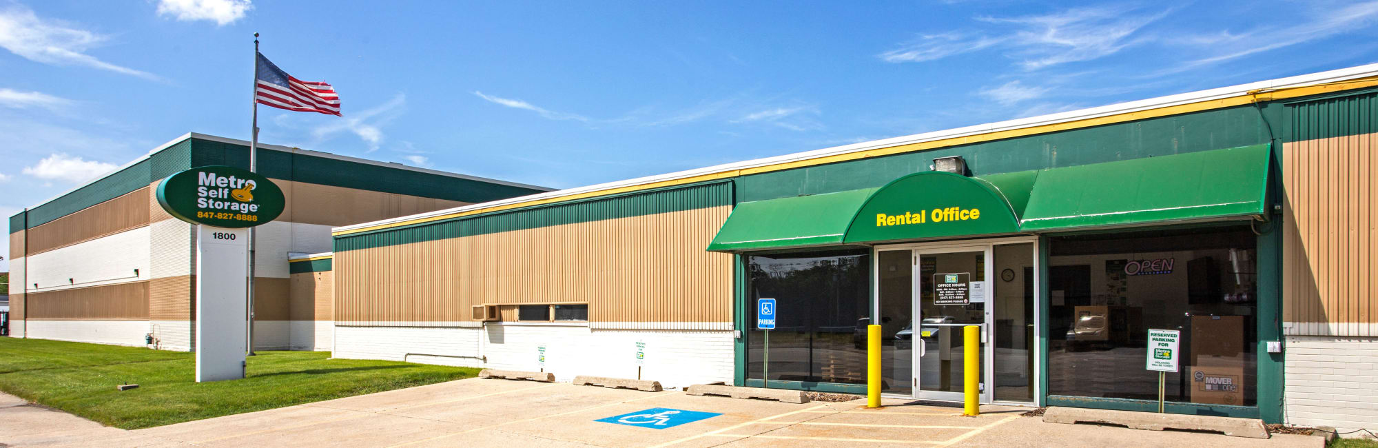 Metro Self Storage in Des Plaines, IL