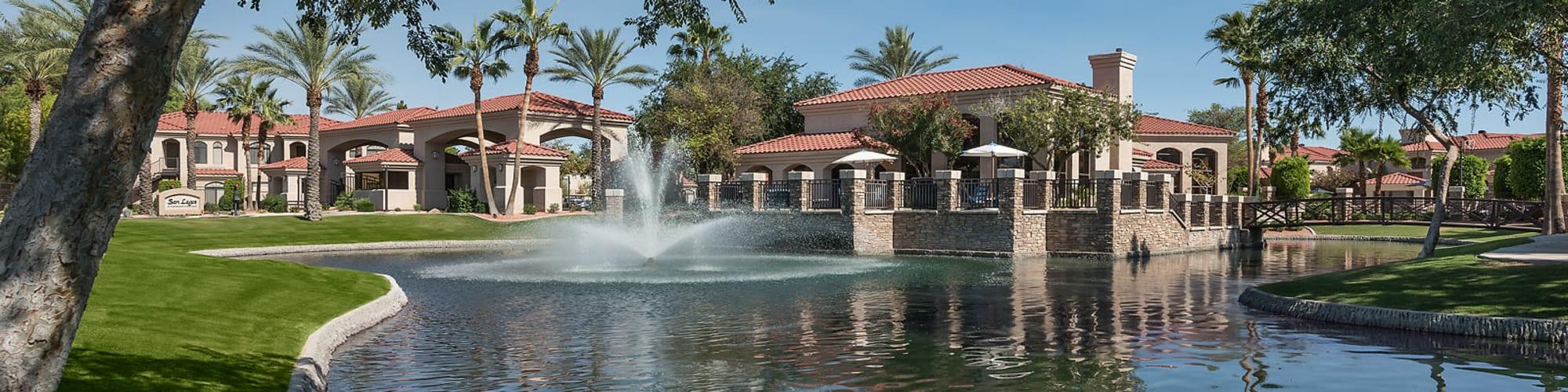 Schedule a tour of San Lagos in Glendale, Arizona