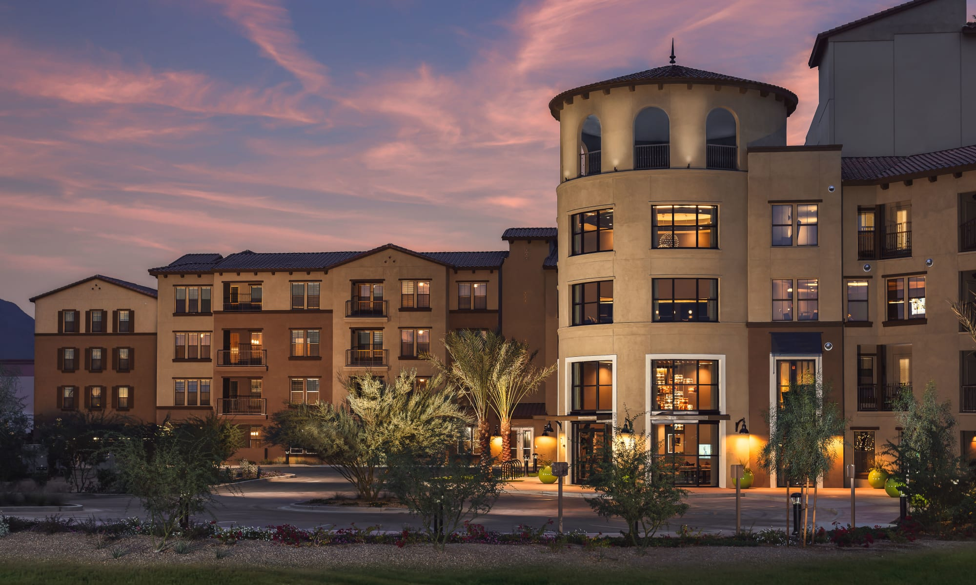 Apartments at The Core Scottsdale in Scottsdale, Arizona