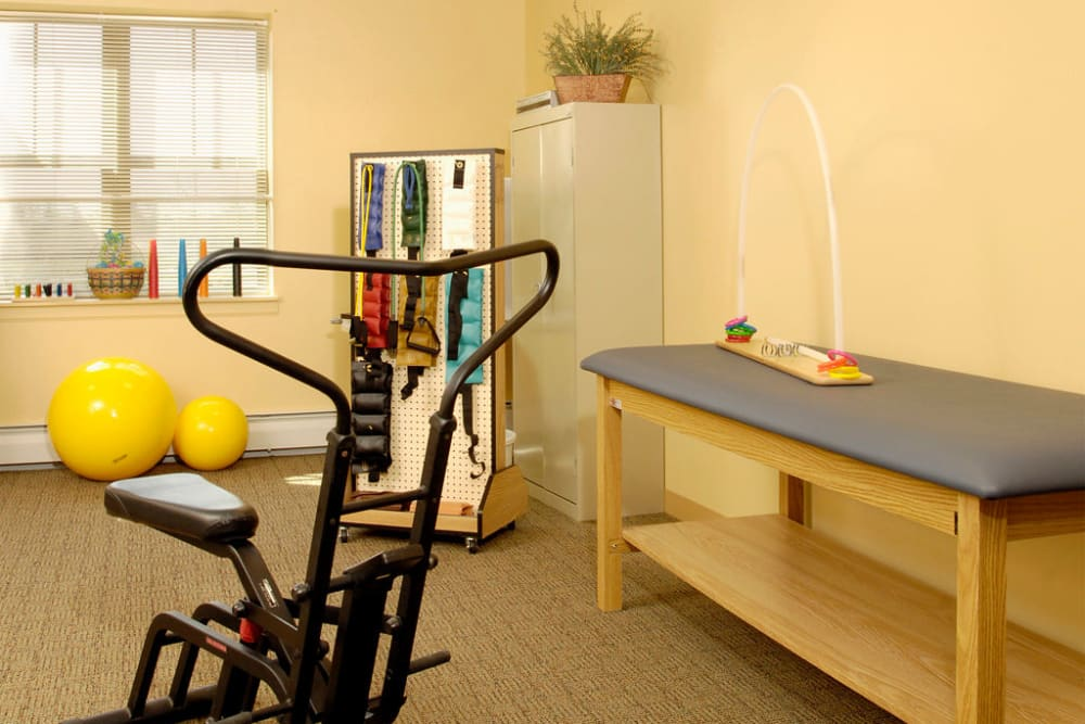 Physical Therapy Area at Victory Centre of Sierra Ridge in Country Club Hills