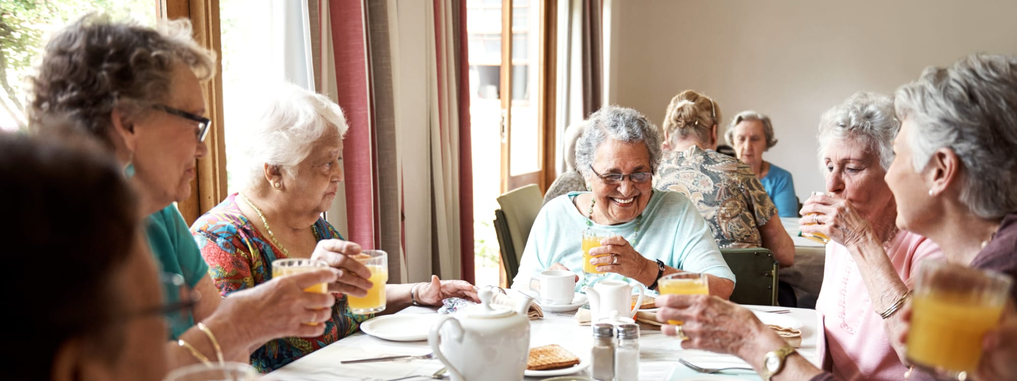 Services & Amenities at Arbor Glen Senior Living in Lake Elmo, Minnesota
