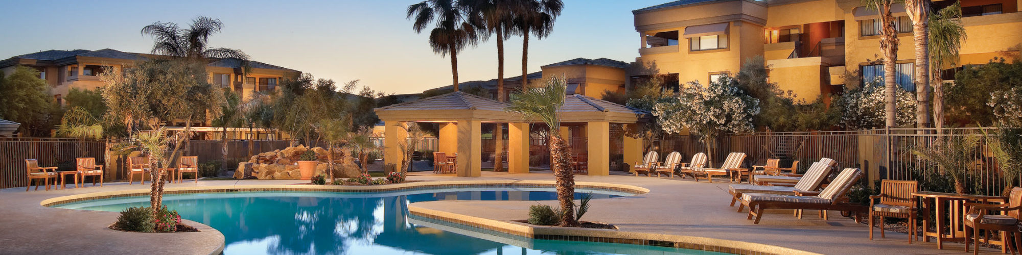Schedule a tour of Waterside at Ocotillo in Chandler, Arizona