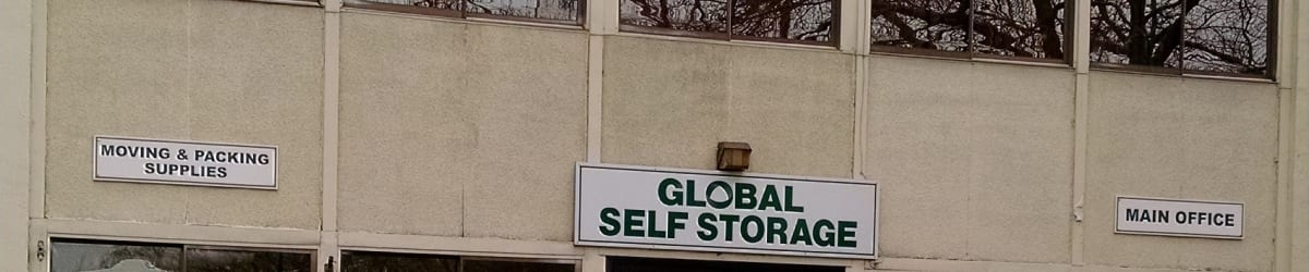Self Storage available at Global Self Storage in Clinton, CT