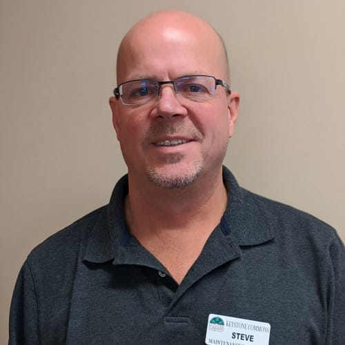 Stephen Forcier, Maintenance Director Keystone Commons in Ludlow, Massachusetts