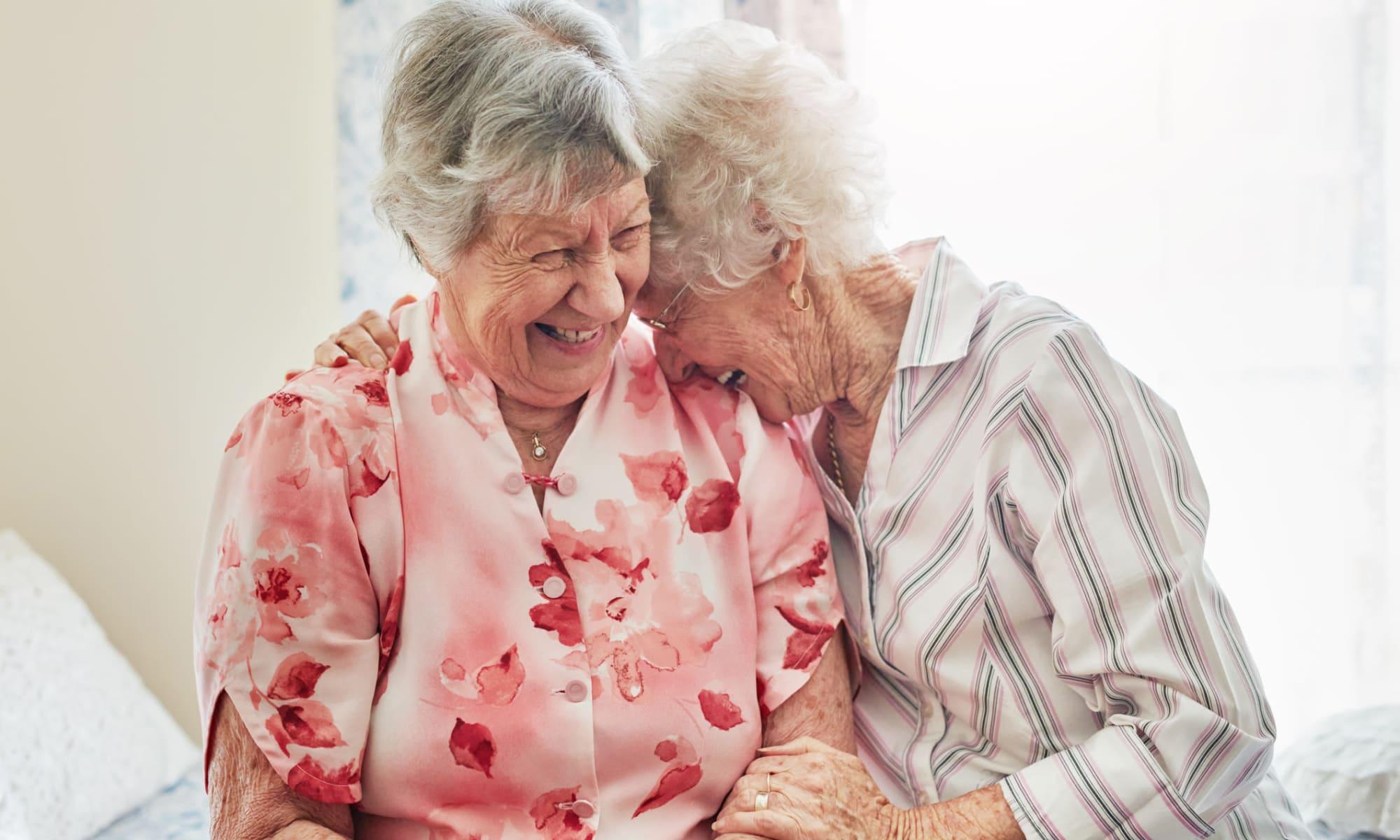 Senior Living at Alderbrook Village in Arkansas City, Kansas.