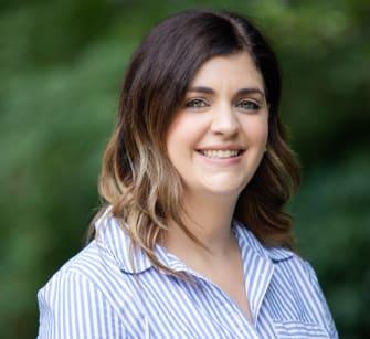 Employee Nicole Steigauf at Governor's Pointe in Mentor, Ohio