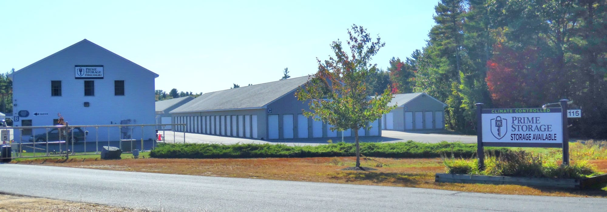 Prime Storage in Somersworth, NH