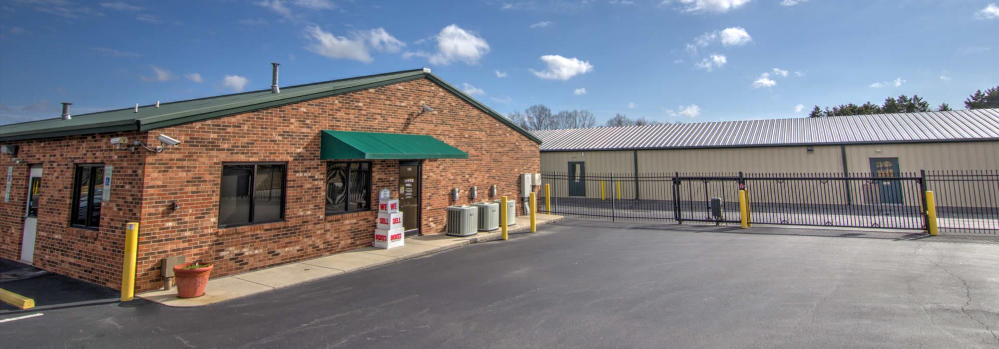 Prime Storage in Winston-Salem, NC