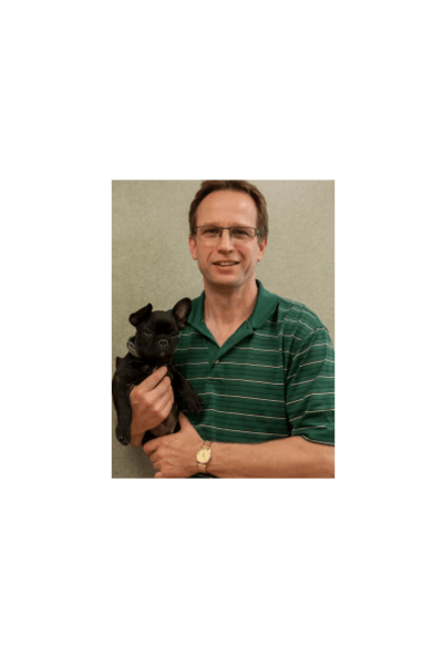 Dr. Brian Martz at Starch Pet Hospital in Des Moines, Iowa