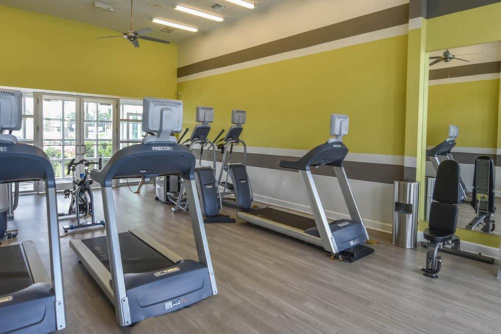 Fitness center Springs at La Grange in Louisville, Kentucky