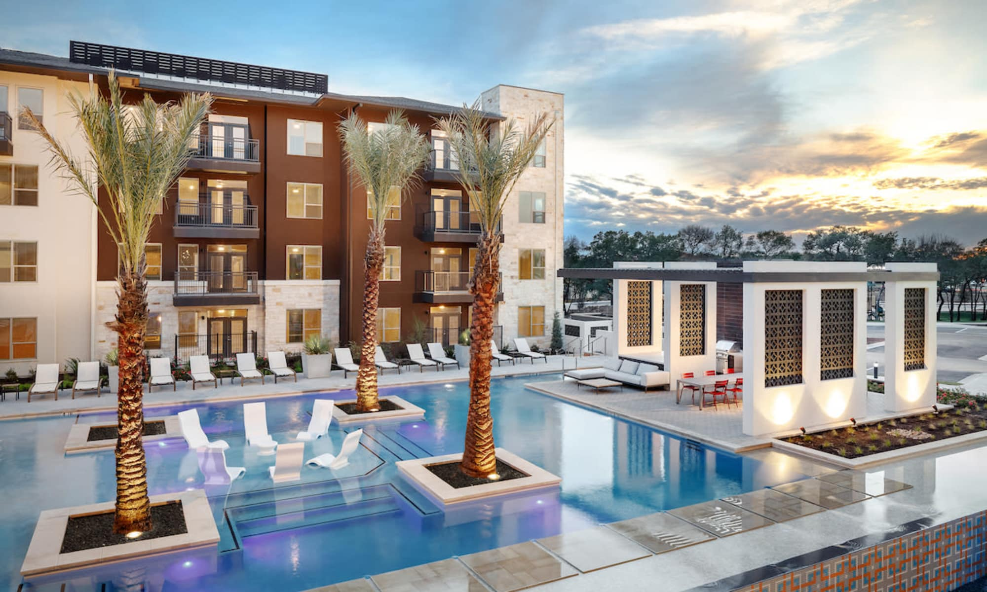 Cedar Park, TX Apartments for Rent | Latitude at Presidio