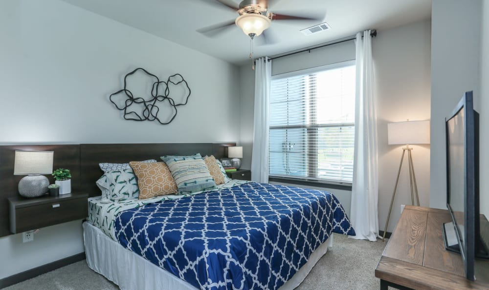 Large Master Bedroom Suite Springs at Sunfield In Buda