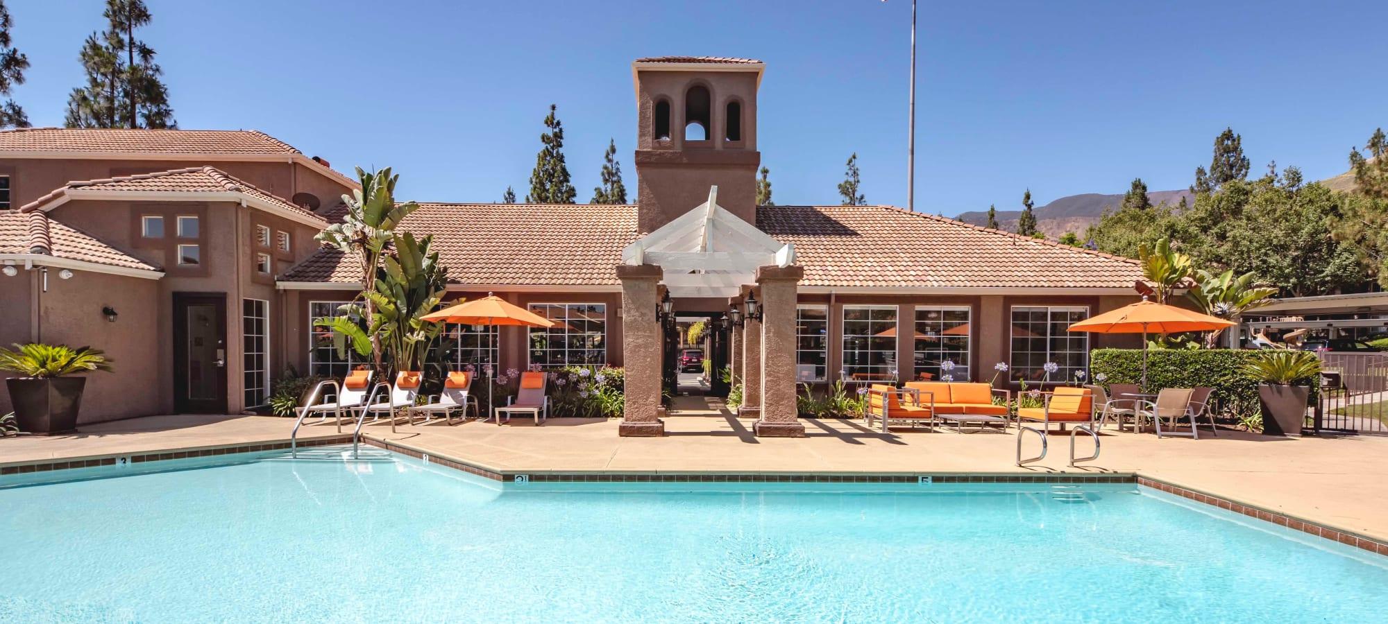 Sierra Del Oro Apartments in Corona, California