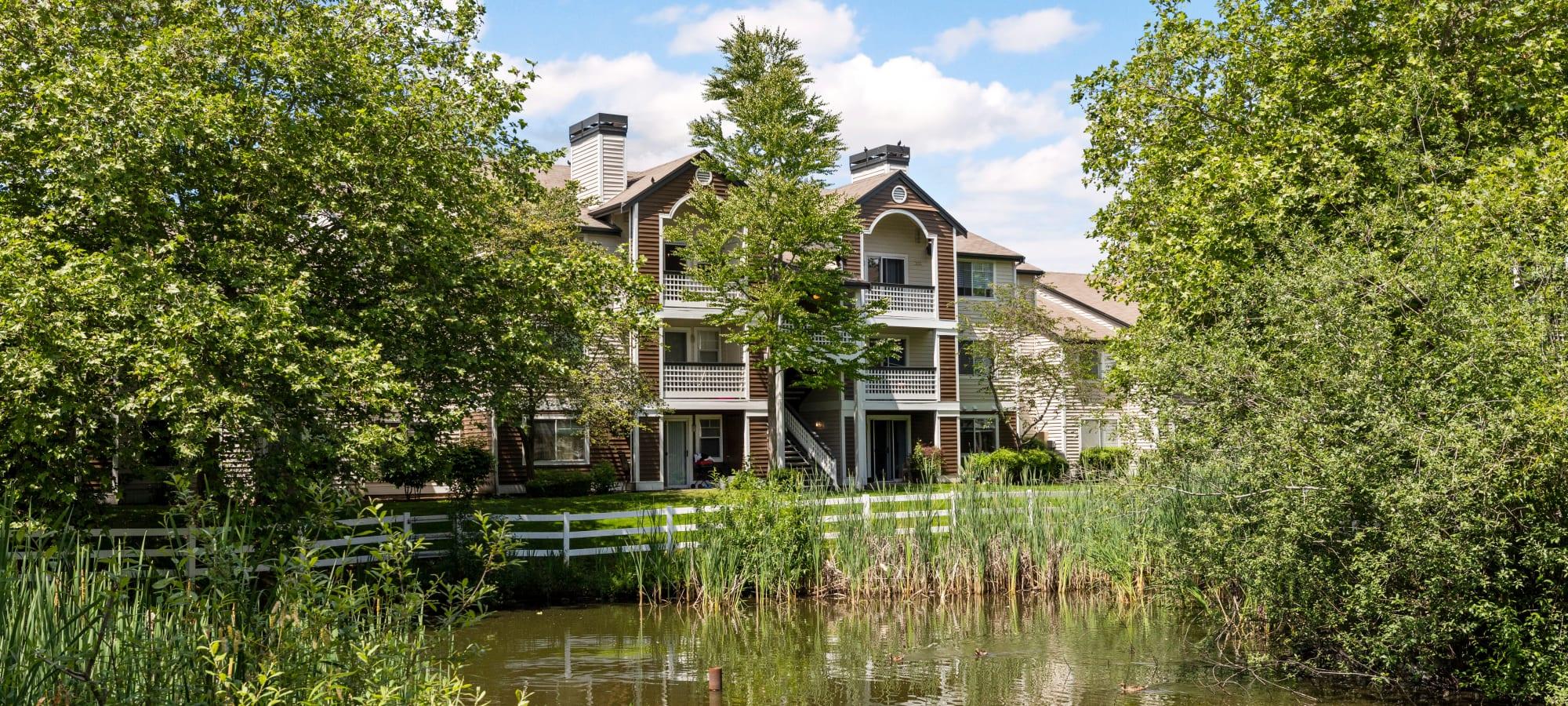 Everett, Washington apartments at Olin Fields Apartments