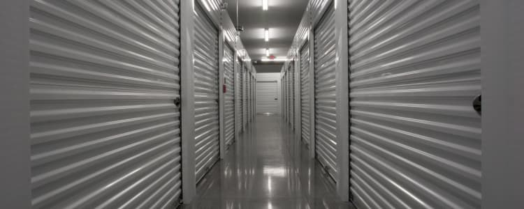 Well maintained units at Towne Storage in West Valley, Utah