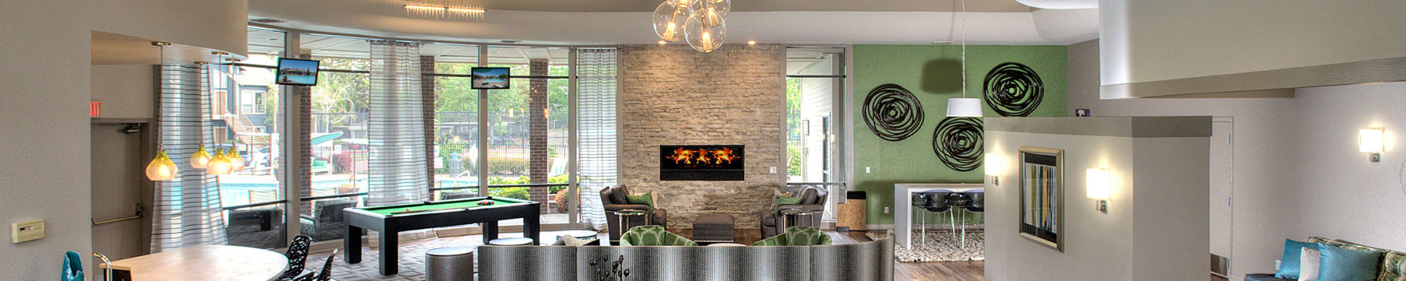 Amenities at Deer Valley Apartment Homes in Roseville, California