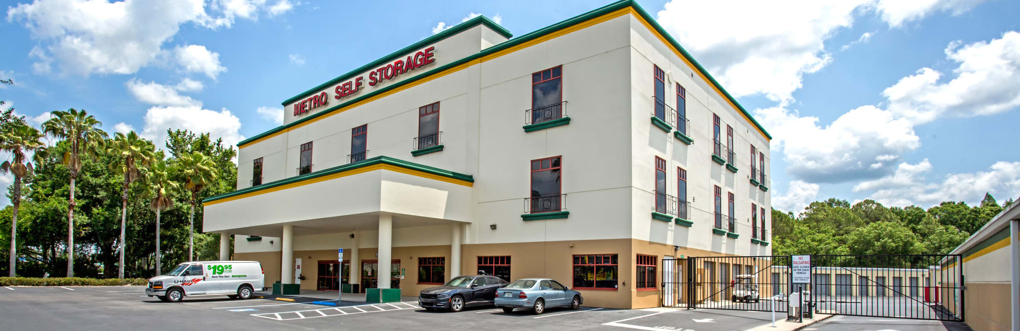 Self storage in Tampa FL