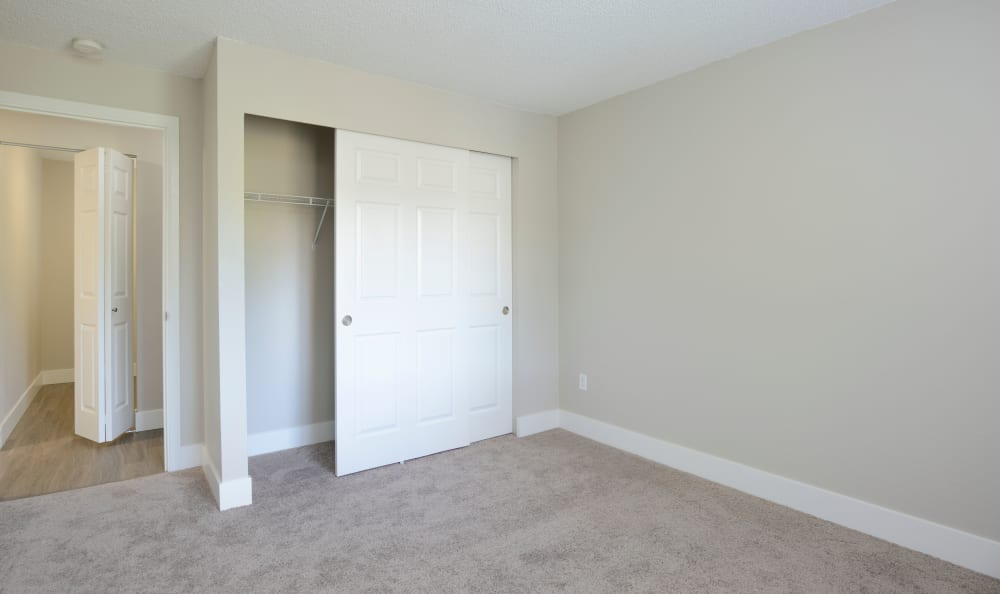Our Apartments in Tukwila, Washington offer a Bedroom