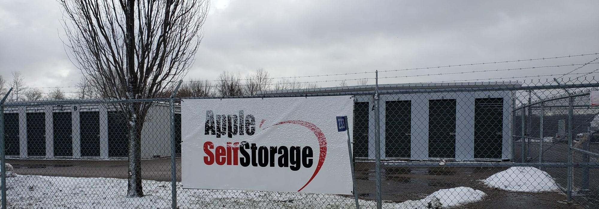 Apple Self Storage - Midland, Ontario