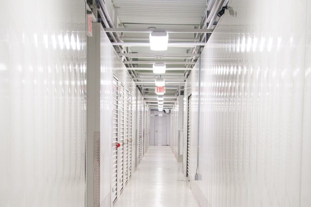Climate controlled units available at 1-800-SELF-STORAGE.com