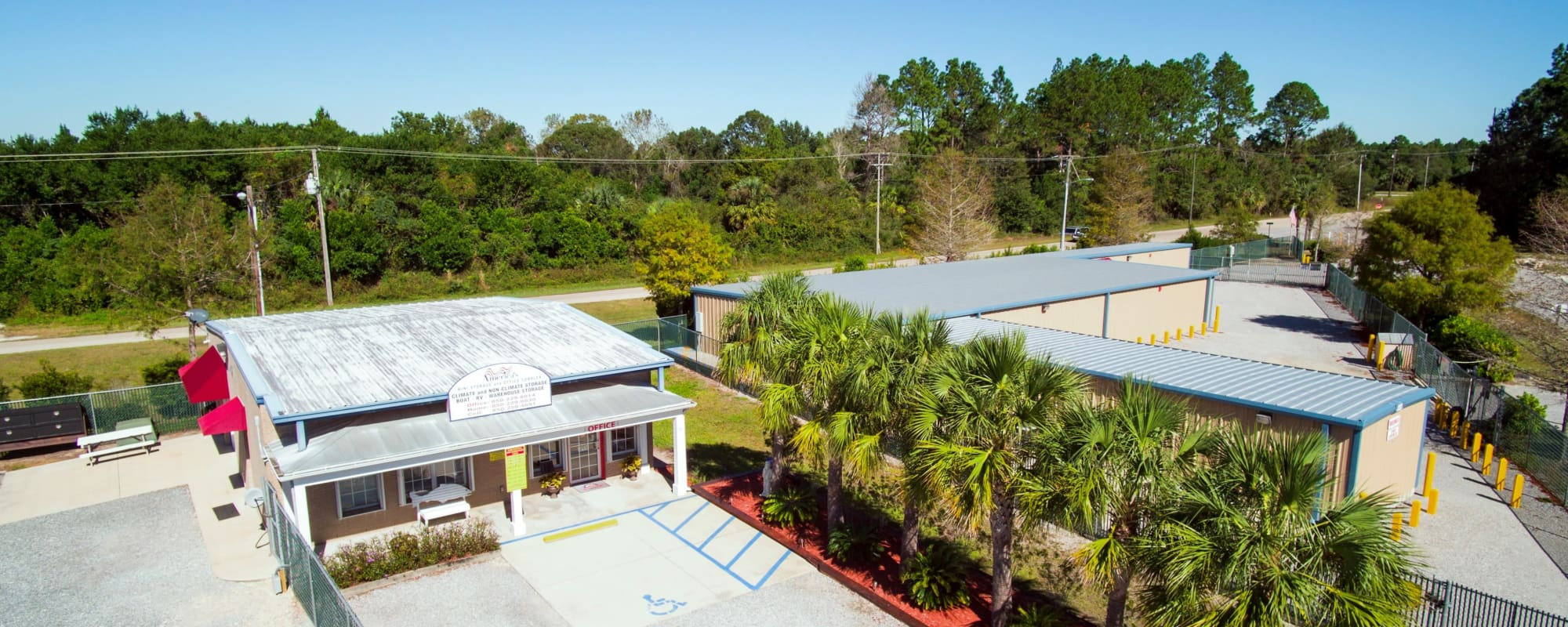 Self storage in Port St. Joe FL