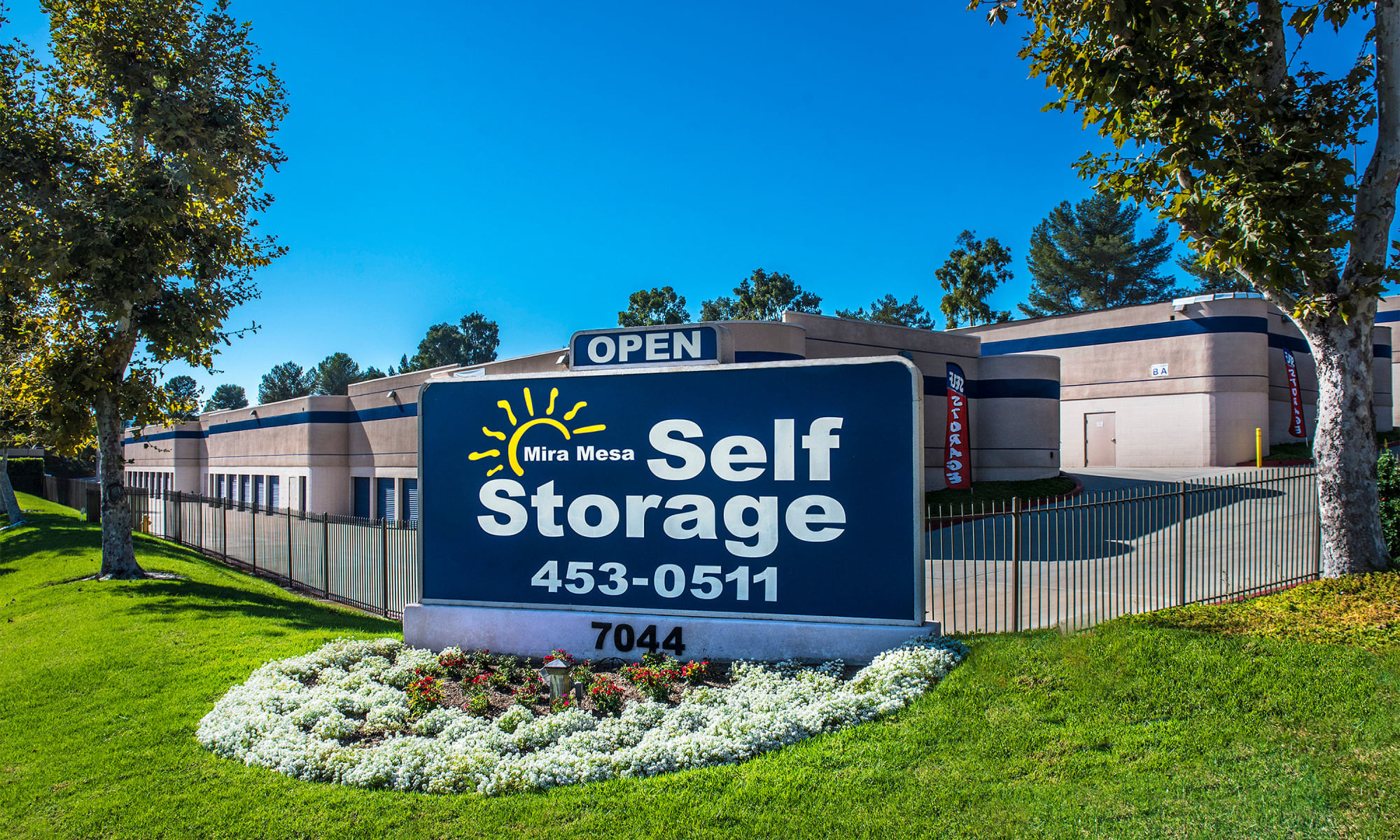 San Diego Self Storage is home of the 1st Year Price Guarantee!