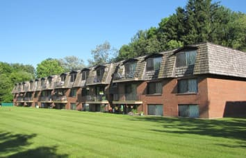 Braeside Apartments is a nearby community of Village Green Apartments