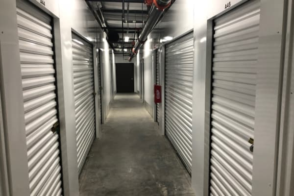 Interior units at Golden State Storage Cadence in Henderson, Nevada
