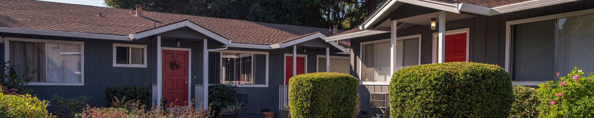 Community map at Spring Lake Apartment Homes in Santa Rosa, California