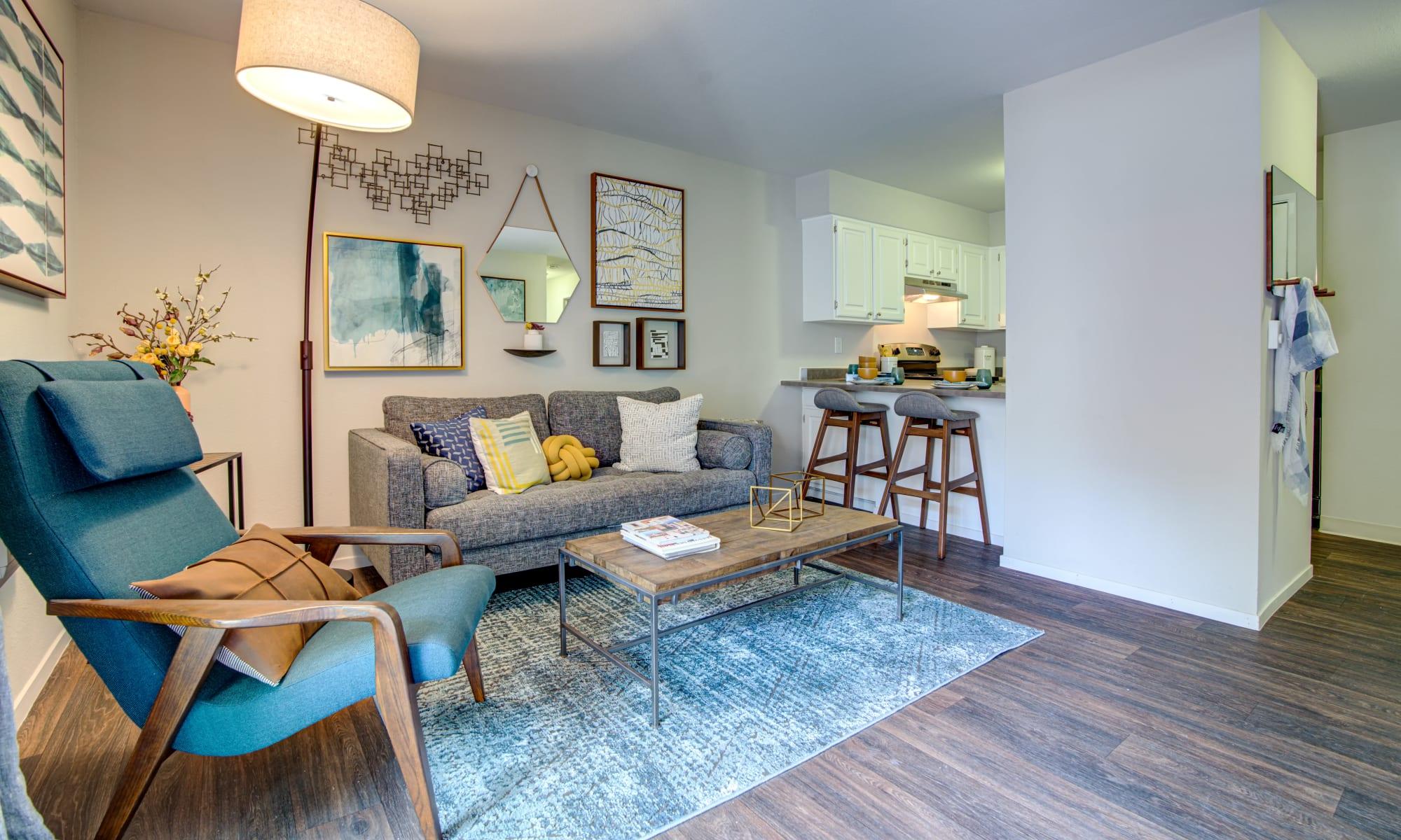 Apartments at Terra Martinez in Martinez, California