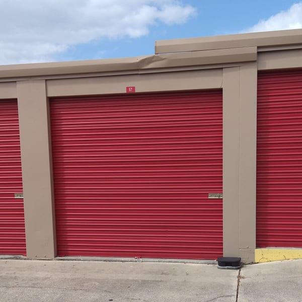 Exterior of StorQuest Self Storage in Gainesville, Florida