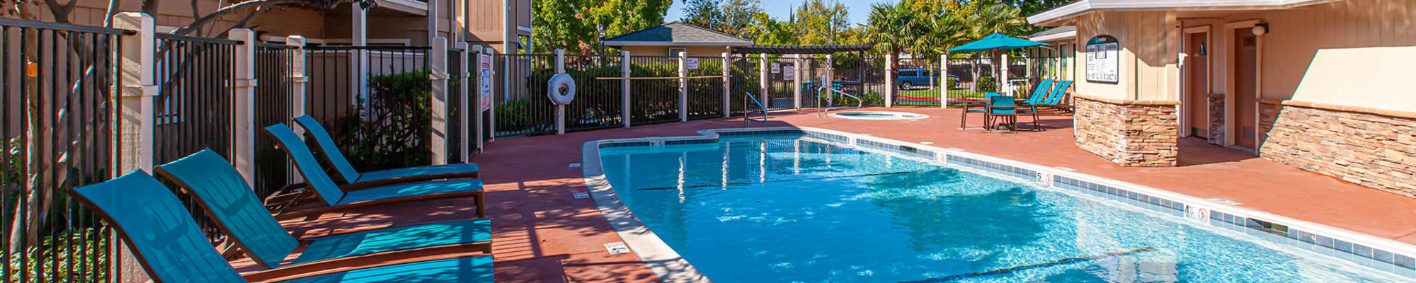 Accessibility statement at Sommerset Apartments in Vacaville, California