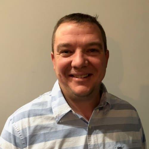 Rob Toth, Maintenance Director of Keystone Place at Richland Creek in O'Fallon, Illinois