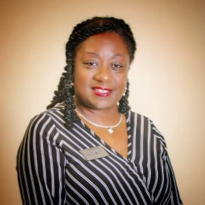 Jennifer Carson Life Enrichment Director of Assisted Living at Heritage Green in Lynchburg, Virginia
