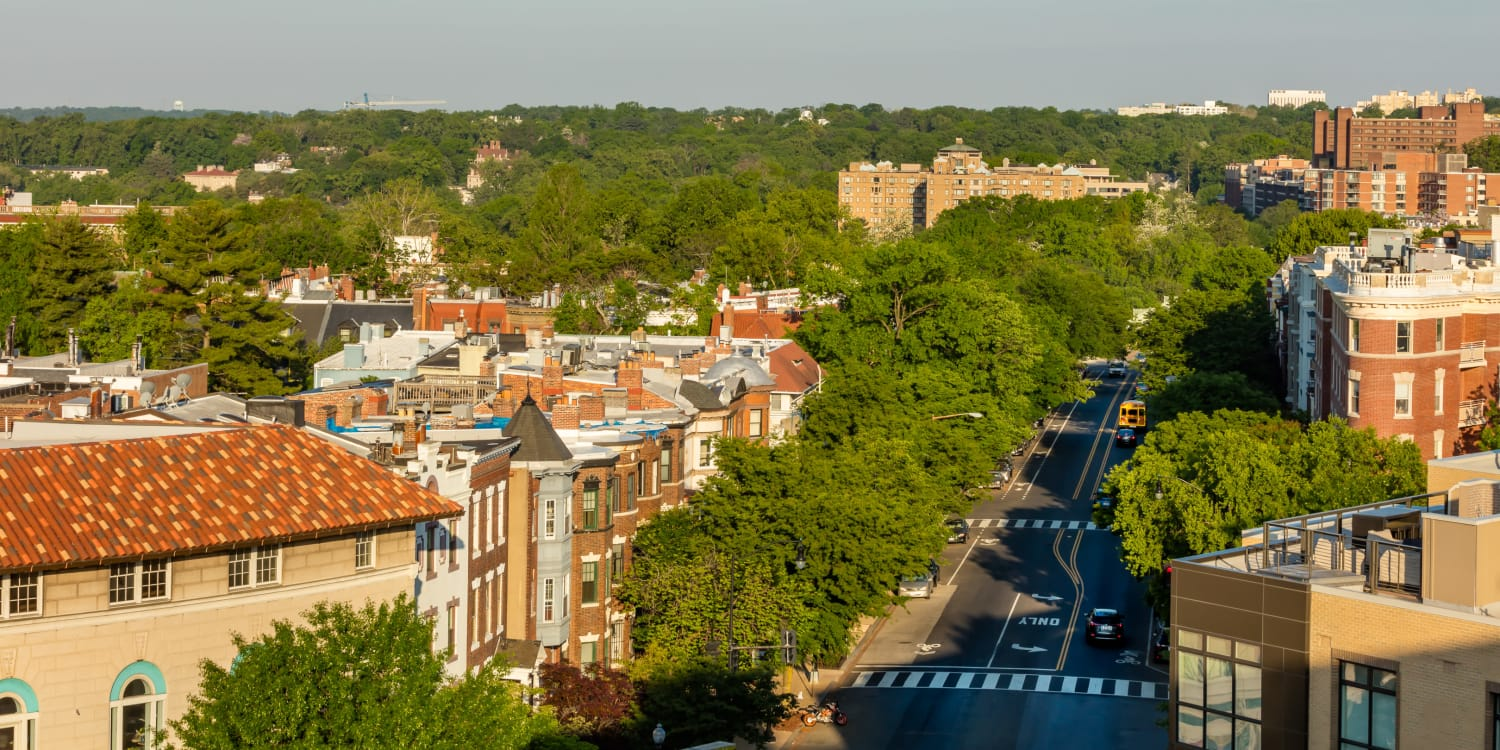 AdMo Heights views in Washington, District of Columbia