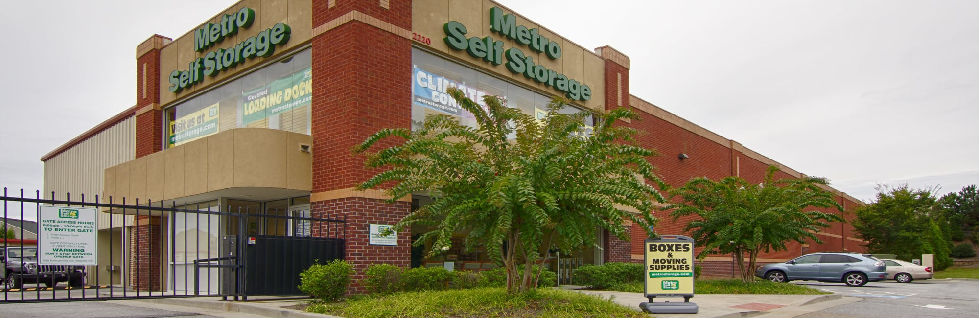Metro Self Storage in Lawrenceville, GA