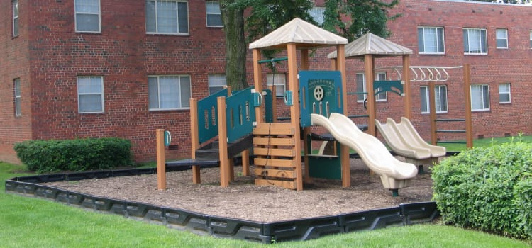 Playground at Hamilton Manor in Hyattsville, MD