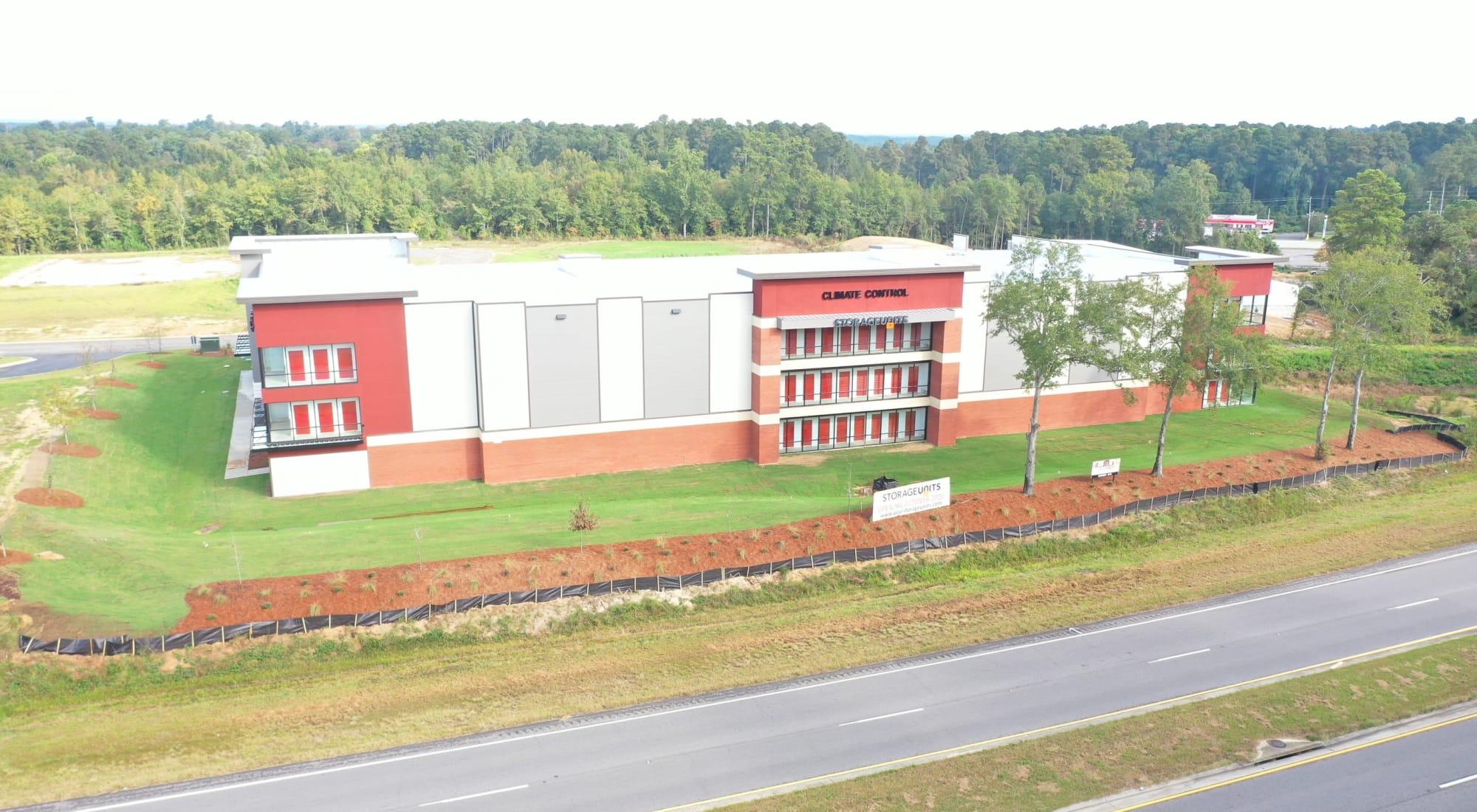 Storage Units self storage in Augusta, Georgia