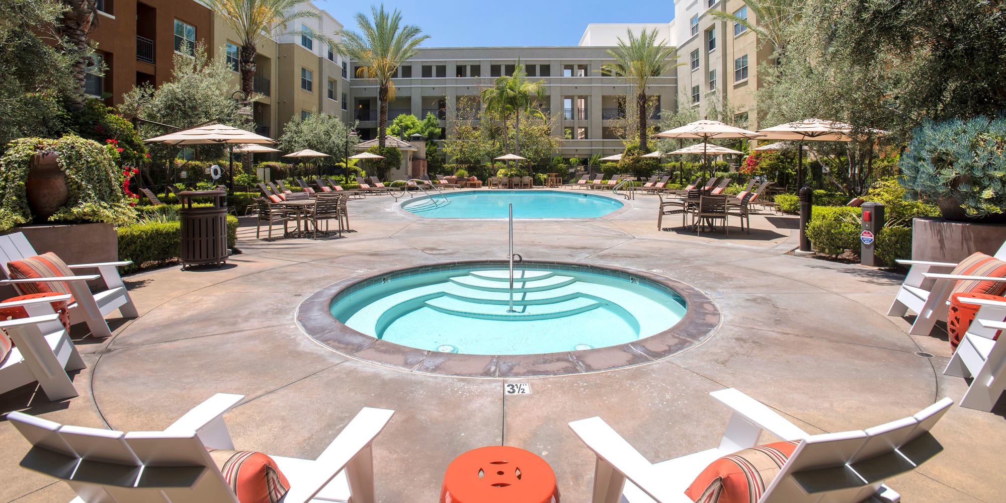 Apartments at Paragon at Old Town in Monrovia, California