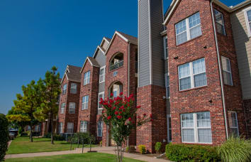 The Park on Westpointe apartments managed by Case & Associates